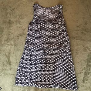 Island Beach Swim - Size XL Patterned Swimsuit Coverup